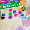Scrubbie Soap Kit